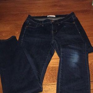 Madewell stretch skinny jean